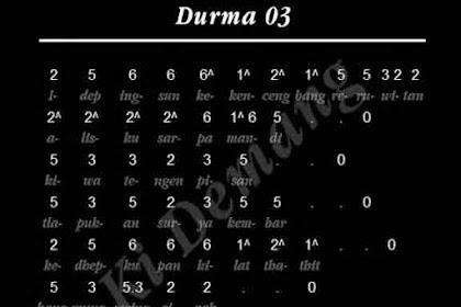 25 Tembang Durma dalam Bahasa Jawa Secara Lengkap