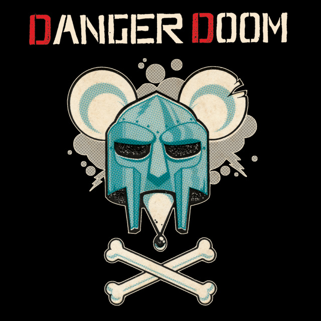 DANGERDOOM - Mad Nice ft. Black Thought & Vinny Price