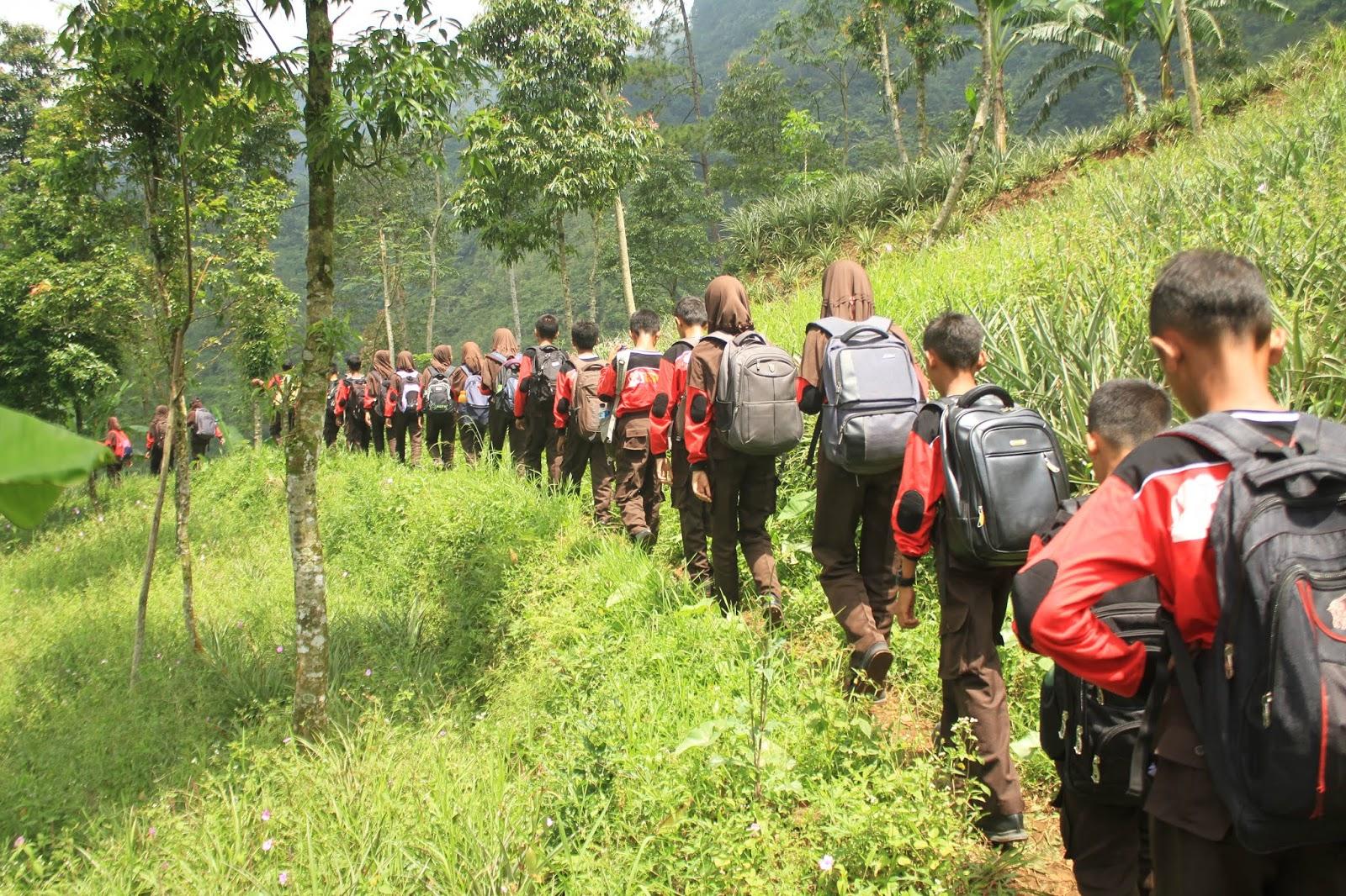petualangan seru di desa siwarak