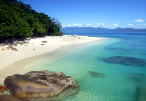 Fitzroy Island, Cairns, Australia