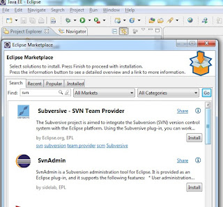 How to install Eclipse plugins from Eclipse Marketplace?