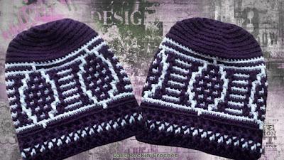 a free crochet hat pattern