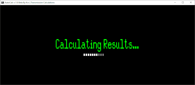 Advanced Engg. Calculator | AutoCalc For Engineers v.1.0 - By Kvc