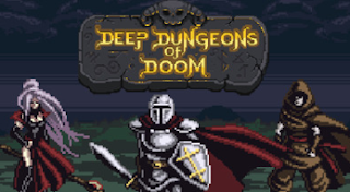 Deep Dungeons of Doom Free Download