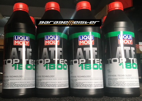 TWY TRADING: Liqui Moly TOP TEC ATF 1800 & Additives