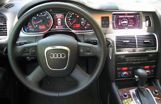 Speedometer Car Audi Q7 4.2 FSI Quattro Tiptronic - Modern Moto Magazine