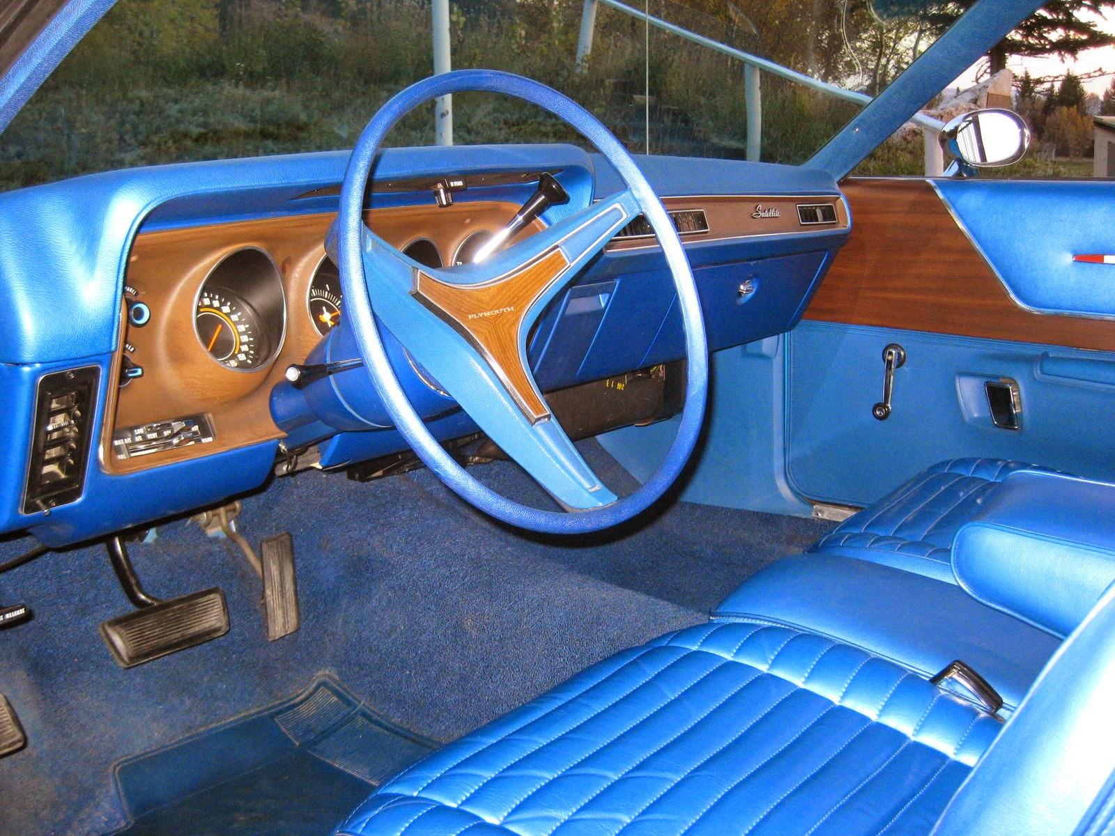 Dodge Suv 2016 >> All American Classic Cars: 1972 Plymouth Satellite Sebring Plus 2-Door Hardtop