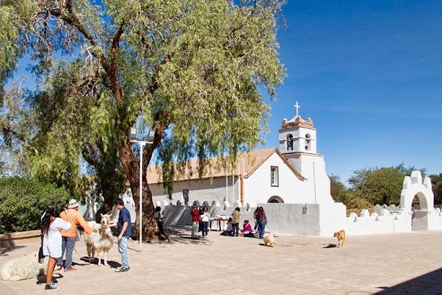 Centro Histórico, San Pedro de Atacama