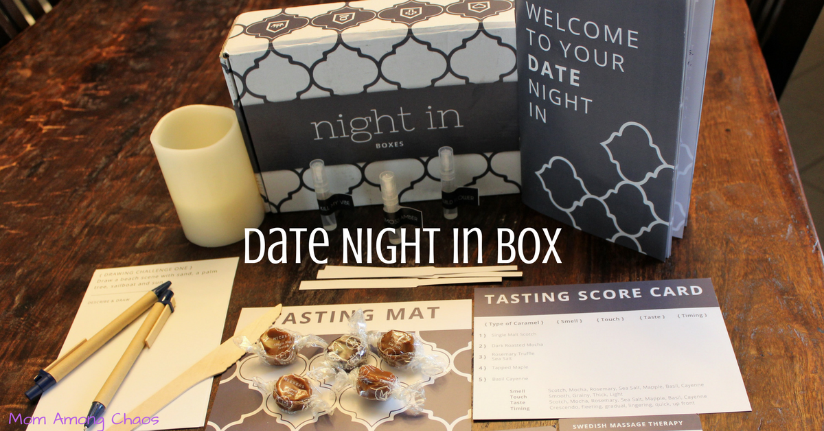 Mom Among Chaos: Date Night In Box