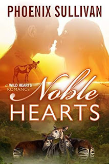 Noble Hearts: heartwarming contemporary romance by Phoenix Sullivan