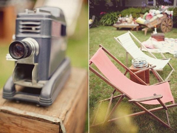 Easy DIY Outdoor Cinema in The Garden - Home Garden Cinema 6