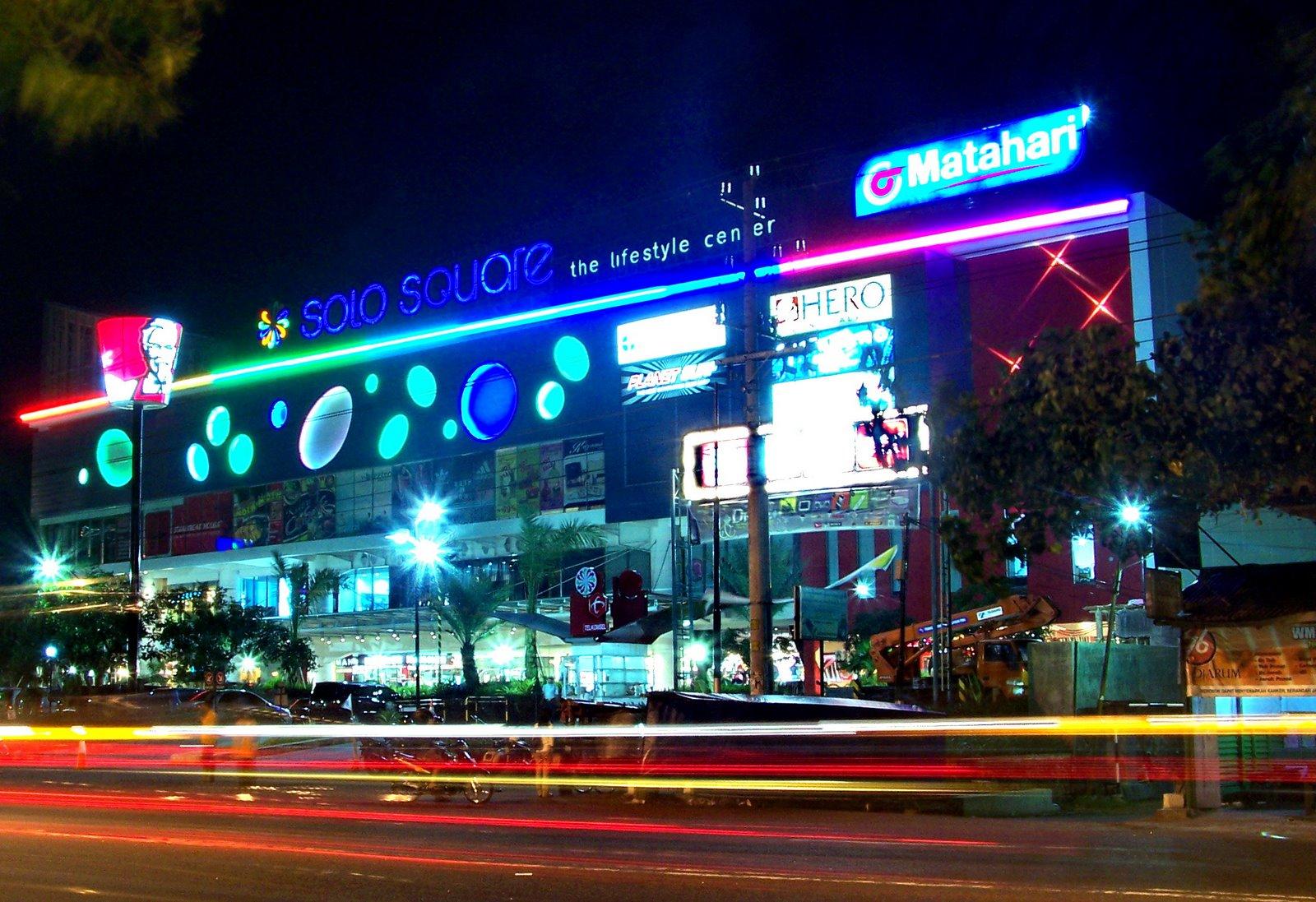 Mall Pusat Perbelanjaan Paling Populer dan Favorit di Kota