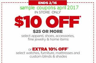 Target coupons april 2017