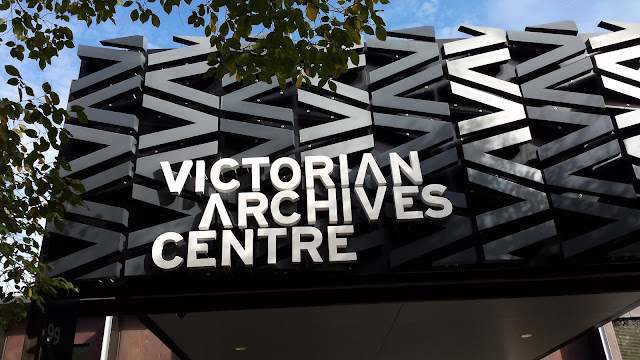 Victorian Archives Centre, North Melbourne