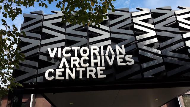 Victorian Archives Centre, North Melbourne