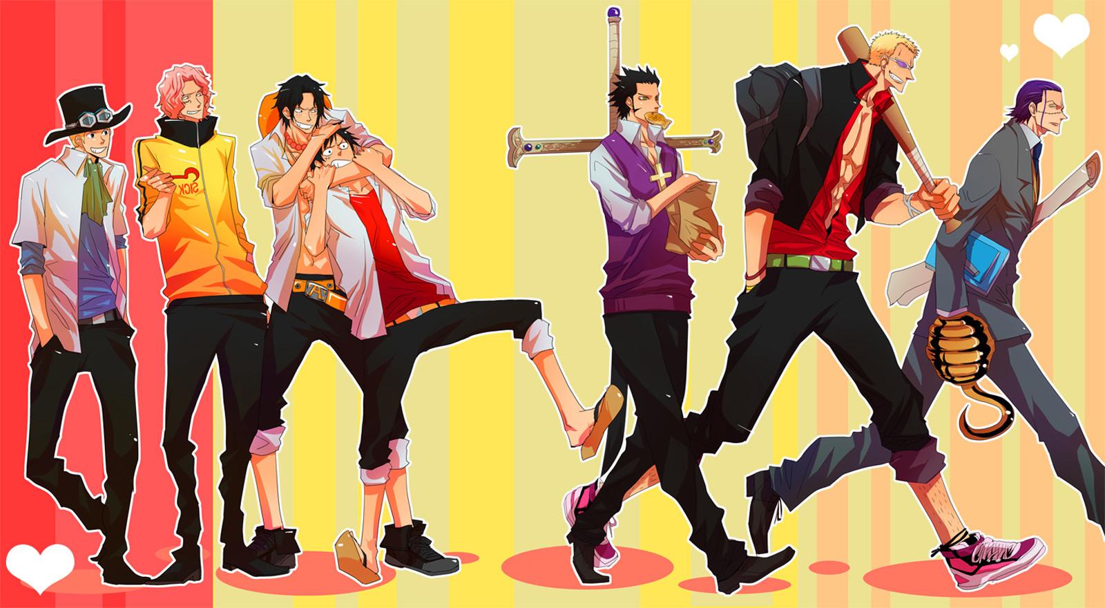 Gambar Lucu Bergerak One Piece Terbaru Display Picture Unik