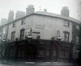 El pub Stag and Pheasant en Bromsgrove Street