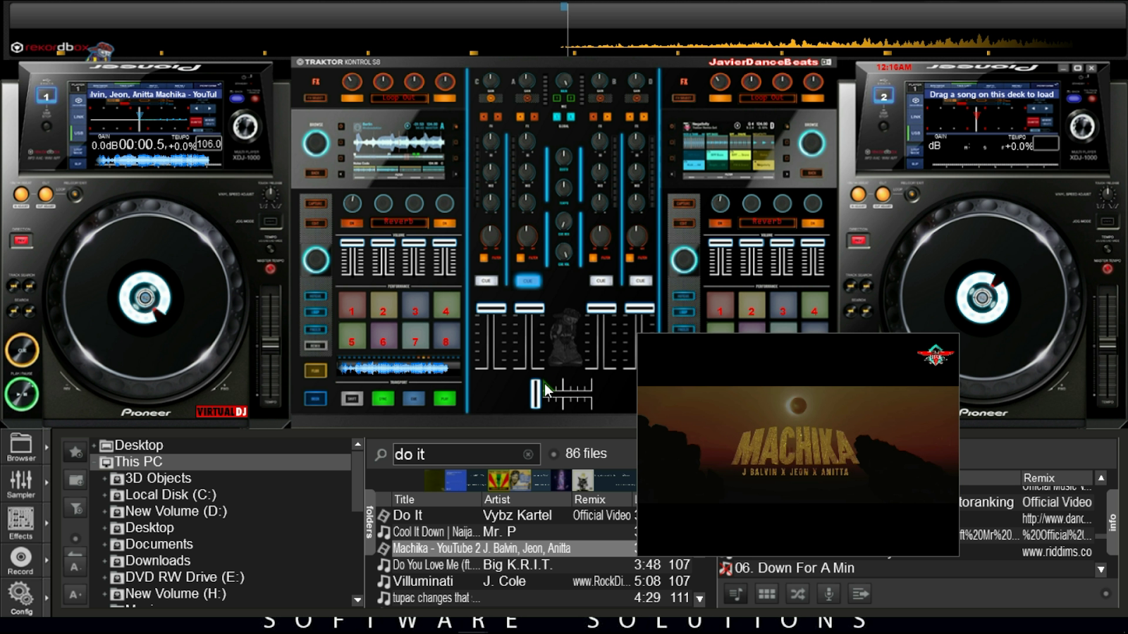 virtual dj free download old version