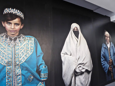 Exposition Fondation Lambert Avignon Leila Aloui photographe et vidéaste