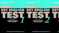 Giáo trình tiếng anh Cambridge Key English Test (KET)