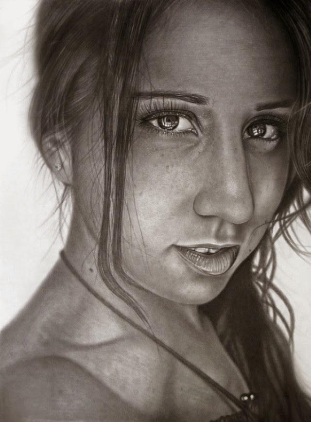 рисунки карандашом. Eddy Chang