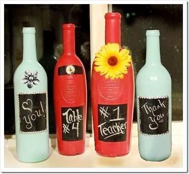 Aneka Kerajinan Tangan Dari Botol Bekas 8