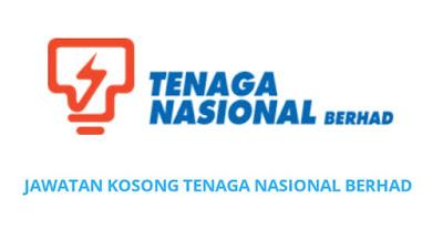 Jawatan Kosong Tenaga Nasional Berhad 2019 (TNB)