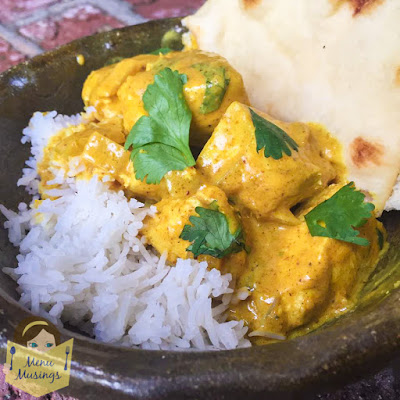 Indian Chicken Korma_menumusings.com