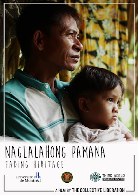 """Naglalahong Pamana"" (Fading Heritage), by directors Lucy Lavirotte, Berna Sastrillo, David Levi and Jerrica Manongdo"