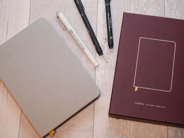 Review | Confidant Dotted Journal
