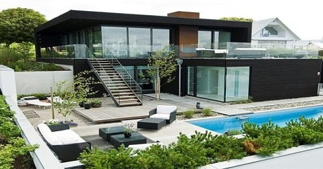 35 info penting rumah minimalis dengan kolam renang di