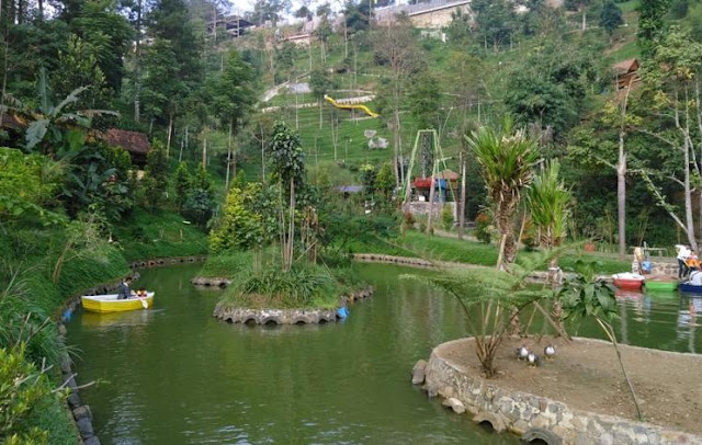 Harga Tiket Masuk Wisata Dago Pakar Bandung