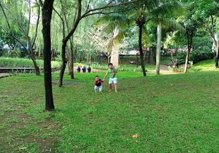 Taman Langsat Jogging