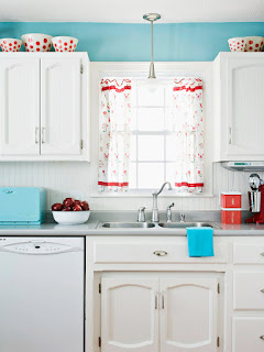 Accents Kitchen design ideas on a budget