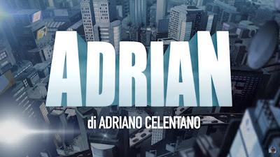 Adriano Celentano diventa un cartone animato in Adrian.