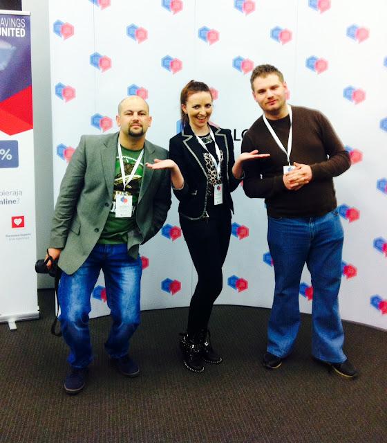 Blogotok Targi Kielce, 22 kwietnia 2017