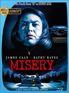 Misery, entre la pasión y el peligro (1990) HD [1080p] Latino [GoogleDrive]