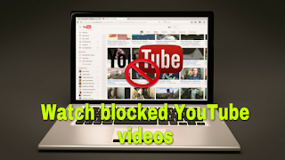 YouTube ke restricted video dekhne ke lie guide