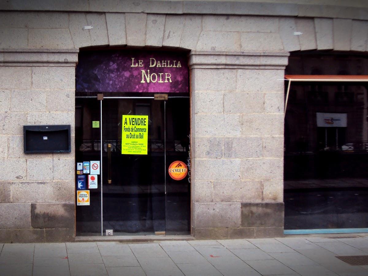 LE DAHLIA NOIR - 18, quai Emile Zola - 35000 Rennes