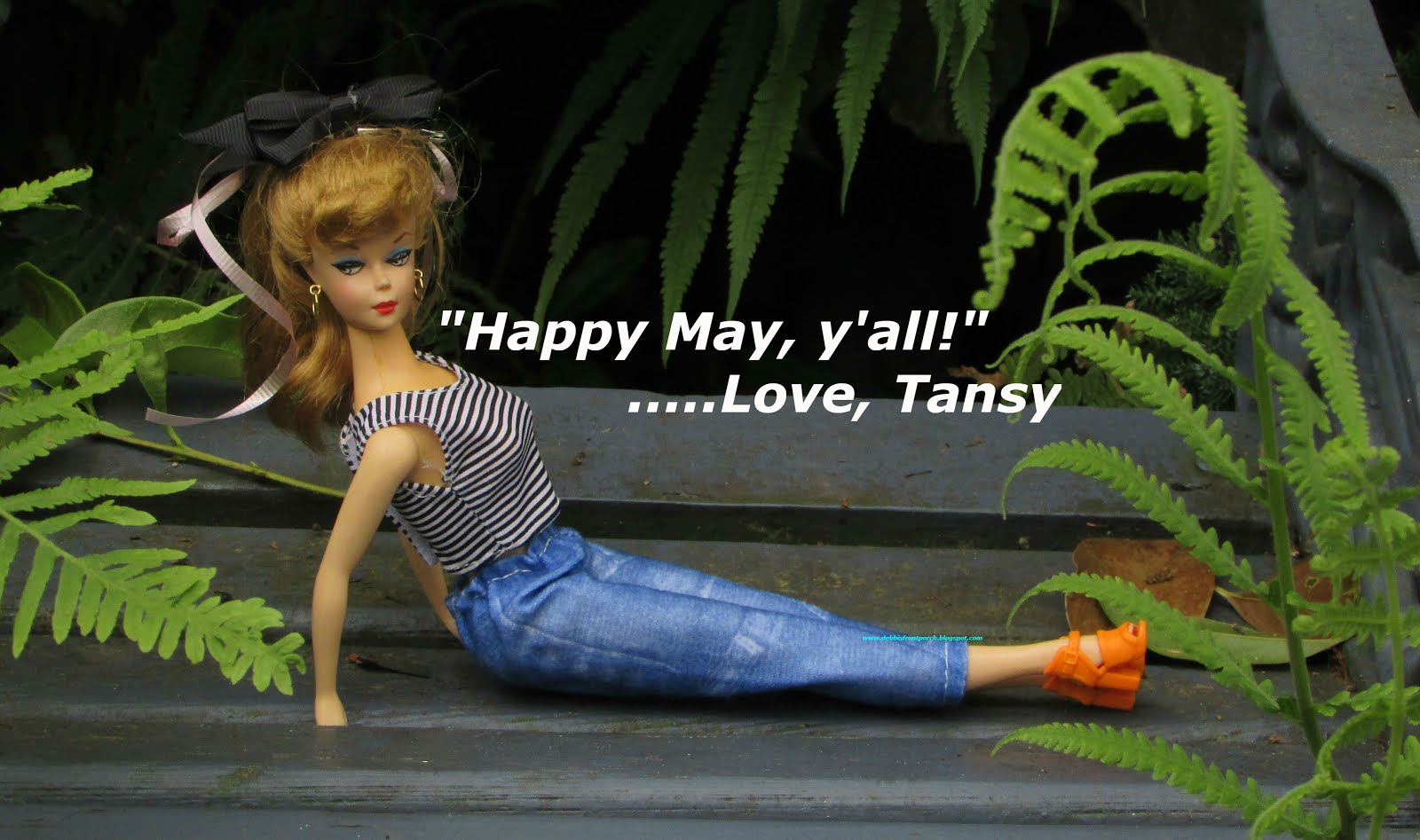 May is back! I love May!