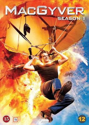 DVD/Blu-ray/VOD: MacGyver, Season 1