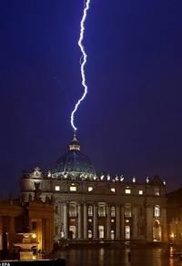 Παραίτηση Πάπα