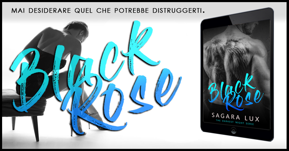 Cover Reveal Black Rose