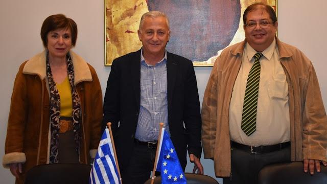 Θεσπρωτία: Καλά λόγια για τη δράση του Επιμελητηρίου Θεσπρωτίας από το Πανεπιστήμιο Ιωαννίνων