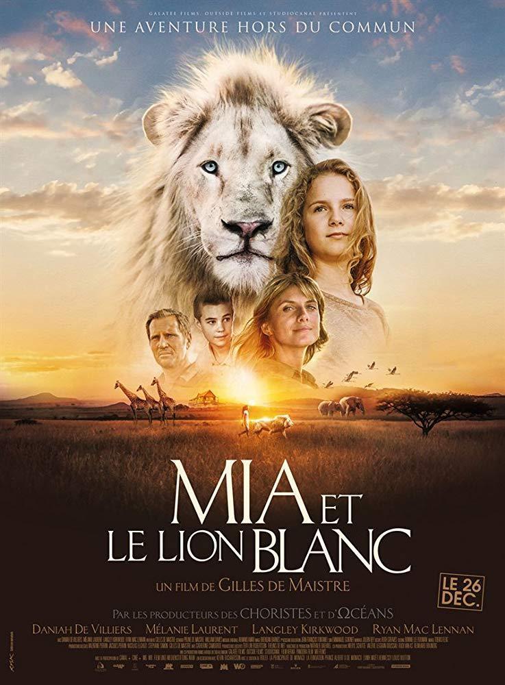 Mia y el León Blanco (2019) Trailer en Español [HD]