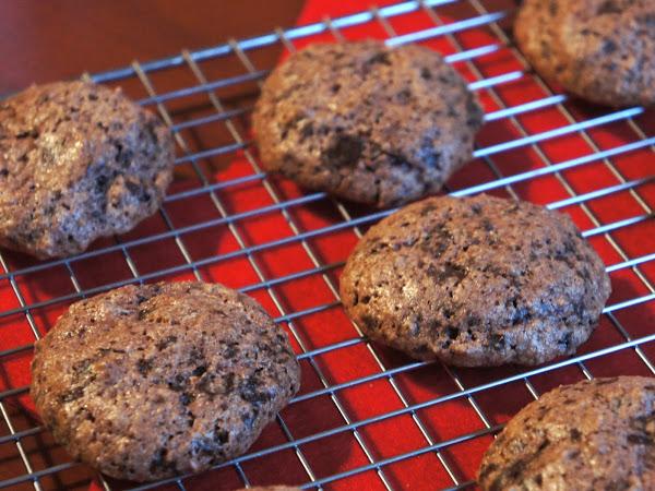 REZEPT: glutenfreie Schokomakronen