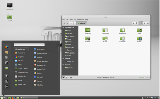 linux opensuse mint - photo #3