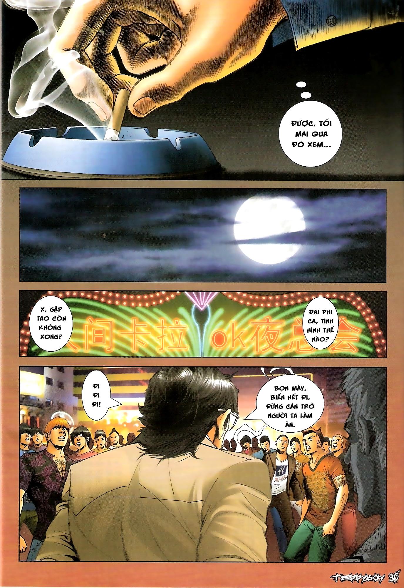 Người Trong Giang Hồ - Chapter 1311: Thiên ngoại hữu Thiên - Pic 27