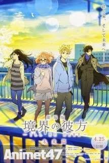 Kyoukai No Kanata Movie: I'll Be Here Mirai-hen - Kyoukai no Kanata Movie 2 2015 Poster