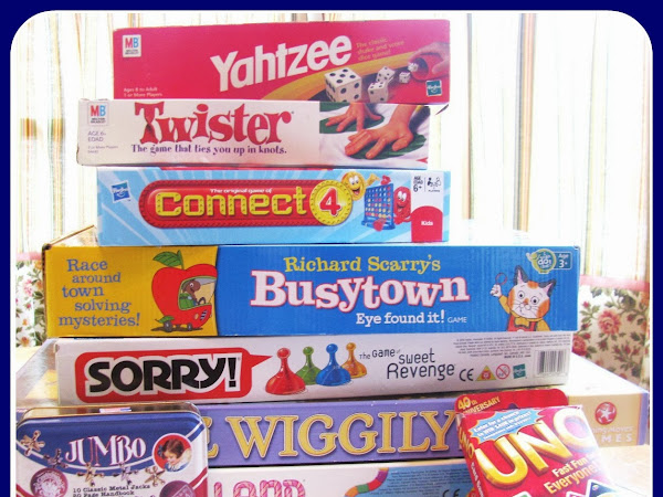 My Family's Favorite Board and Card Games | Best Board and Card Games for Kids